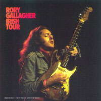 Rory Gallagher Irish_tour